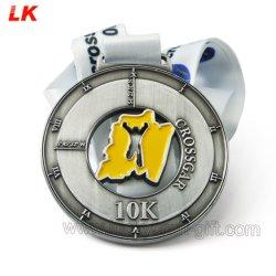 주문 포상 스포츠 금속 메달 및 리본