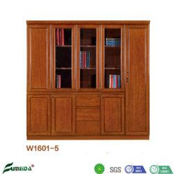 A classe alta de madeira clássico 5 Portas sala de estudo do Gabinete do livro