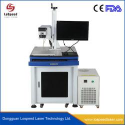 Lospeed высокое качество популярных пластиковые 8W УФ лазерные системы маркировки
