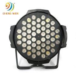 A Todo Color de LED PC54PAR Luz para Club / KTV / Mostrar