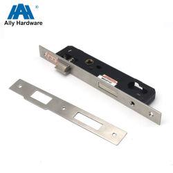 Chapa de Aço Inoxidável de porta de alumínio corpo de Travamento do Cilindro