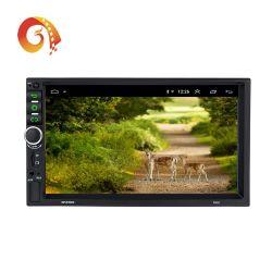 Kit para coche Bluetooth con pantalla táctil capacitiva de reproductor de vídeo