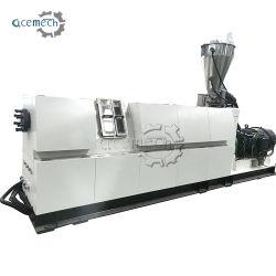 PE/PP/AP/PVC/ABS/PS/PC/PEE/EPS/déchets de plastique PET vis unique de boulettage de Recyclage de granules de plastique Making Machine