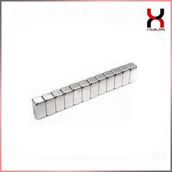 Seltener Earthe Neodym-Block/quadratischer Magnet für Verkauf