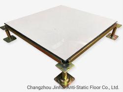 Verschiedene Farben des keramischen Ende-Zugriffs-Bodenbelag-angehobenen Fußbodens