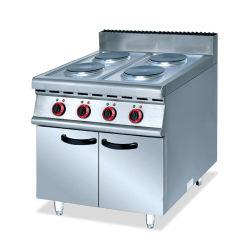 Elektrische Waaier 4 van de Apparatuur van de keuken het Kooktoestel en de Oven van de Warmhoudplaat