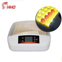 Автоматическая Hhd 56 куриные яйца инкубатор с индикатором
