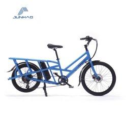 20/24pulgadas de la carga eléctrica bicicleta con batería de litio batería doble bastidor de aluminio para la entrega