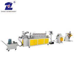 Автоматические выдвижные дуги металлические стальные ленточный зажим шланга холодной формирование валков механизма принятия решений