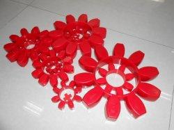 Qualität purpurrotes 98shore ein GR, GS-Typ Polyurethan-Kupplung, PU-Kupplung, GR-Kupplung, GS-Kupplung (3A2006)
