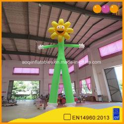 La publicidad de girasol de aire inflables Dancer para mostrar (AQ59161)