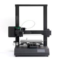 Tronhoo mais recente impressora 3D Driver Ultra-Quiet Ecrã táctil TFT