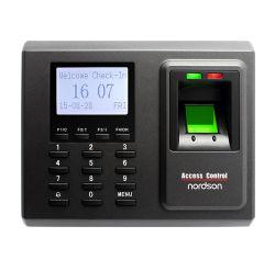 Wiegand 신호: 시간 출결 기능이 있는 입력 및 출력 네트워크 지문 액세스 컨트롤러
