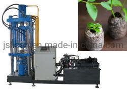 Het Gedrukte Poeder die van het Substraat van de kokosnoot Grond de Hydraulische Dringende Machine van het Poeder samenpersen