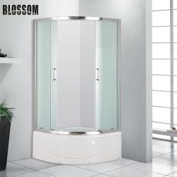 중국 제조국 슬라이딩 럭셔리 하이 트레이 심플한 유리 샤워룸