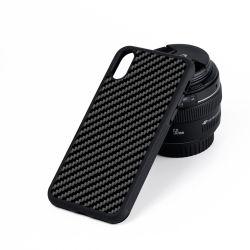 Новейший Mcase водонепроницаемый корпус из углеродного волокна из термопластичного полиуретана, аксессуары для телефонов для iPhone X из углеродного волокна случае крышку телефона
