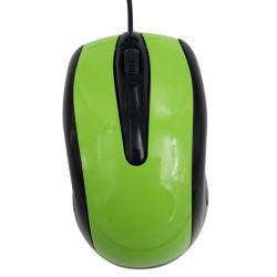 流行マウスは携帯用マウスUSBによってワイヤーで縛られたゲームマウスをワイヤーで縛った
