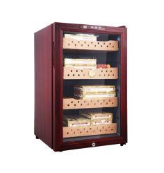 Holding 200-300 PCS/Cigar van de Doos van de Opslag van Humidor van het Kabinet van de sigaar Houten