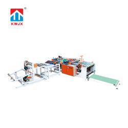Автоматический тепловой резки и шитья для PP тканого пакет решений машины