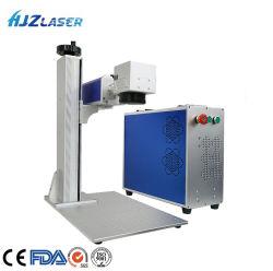 ماكينة محمولة للعلامات المعدنية من الألومنيوم للحديد والصلب بقدرة 20 واط بقدرة 30 واط بقدرة 50 واط لون Mopa