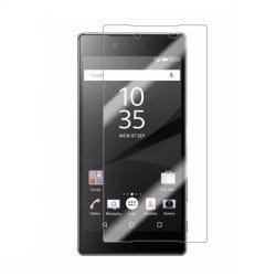 verre trempé protecteurs d'écran de téléphone mobile pour Sony Z5