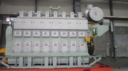 4045KW/650tr/min moteur Yanmar Diesel marin comme principal moteur de la cargaison des navires