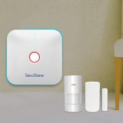 Big Sos intelligent d'accueil sans fil GSM Antivol Antivol et système d'alarme WiFi