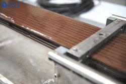 PVC WPC/WPAC بلاستيك الخشب لوح التشكيل الجانبي الطرد/خط الإنتاج