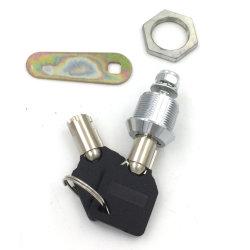 Serratura in lega di zinco di chiave della m/c del disco del Governo della serratura di alta qualità