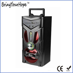 Портативная АС караоке Деревянные АС Bluetooth в хорошее качество (XH-PS-710)