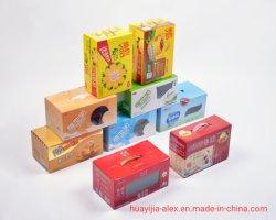Casella ondulata di formato di colore su ordinazione di stampa per il giocattolo/regalo/il prodotto/estetica/l'alimento elettronico/Shiping di spedizione