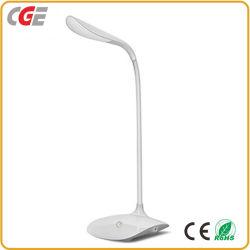 Voyant LED Tabe Bureau lumière LED lampe de table 3,7 V/1200mAh Nouveauté pliable Clip Bureau LED tactile