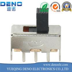Comutador de Báscula impermeável SMD Mini Miniatura interruptor deslizante