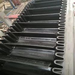 Courroie de convoyeur de la paroi latérale de haute qualité avec résistantes à la chaleur