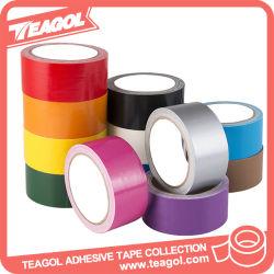 Pano de Papel de arte coloridas Tap, duto de Pano Fita Gaffer