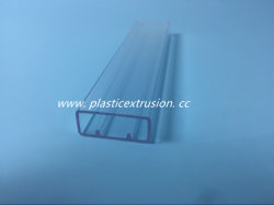 Lâmpada LED de extrusão de plástico Sombra & Cobrir & Tubo 24