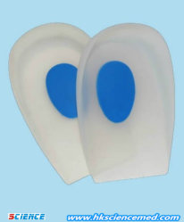 Orthopedic Calcanhar de silício Cup (SC-GL-004)