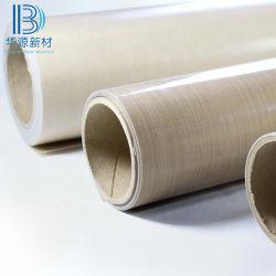 Alimentação de fábrica só revestidas a PTFE tecido de fibra de vidro
