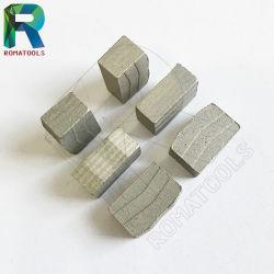 사암 또는 석회석 또는 화강암 또는 대리석 절단을%s 질 다이아몬드 세그먼트