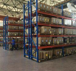 ワイン貯蔵高さ 4 m の倉庫パレットラック 2 枚