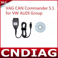 Vous pouvez commandant VAG 5.1 pour VW Audi Groupe