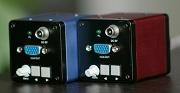 Caméra couleur VGA avec Croix grilles 080 Mega Pixel