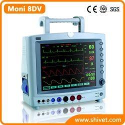 De draagbare Dierlijke Veterinaire Monitor van de Monitor (Moni 8DV)