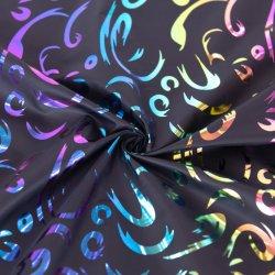 Anilha ondulada 228t Full Dull Taslon Nylon lado macio tecido escovado sentir Boardshorts Use