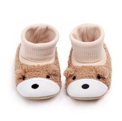 Fórmulas para bebê recém-nascido calçado vestuário de malha Kids calçado de criança