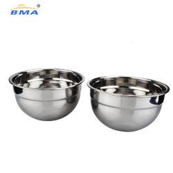 Recipiente hermético de mistura de tampas de aço inoxidável de vaporização utensílios de cozinha com tampa