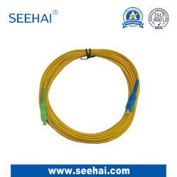 Faser-Optiksteckschnür-Qualitäts-Faser-optischer Überbrückungsdraht Sc/APC
