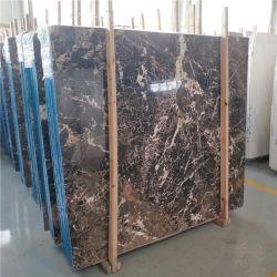 Barato polido Natural Portoro afegão todo em mármore tampos de mesa
