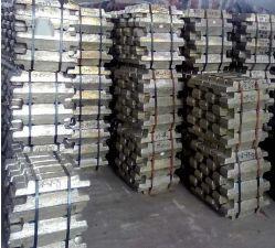 Elektrolyt Zink Ingot 99,995% / Aluminium Ingot 99,7% / China Schnelle Lieferung