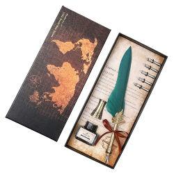 Belle plume de douille de la Calligraphie personnalisé Stylo-plume